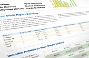 Image showing this topic: Credit Report Errors