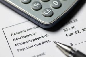 Image showing this topic: The Problem with Making Only Minimum Payments
