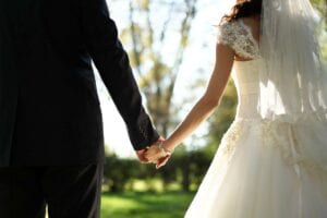 Image showing this topic: Do Credit Scores Merge after Marriage?