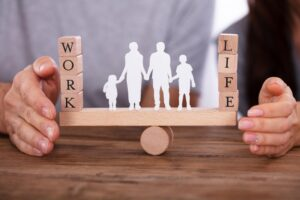 Image showing this topic: Work Life Balance