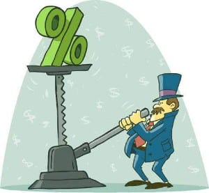 How banks determine your interest rate