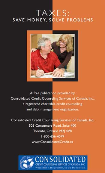 Taxes can be confusing - Our booklet on Taxes hopes help you navigate the CRA