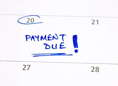 payment due calculator