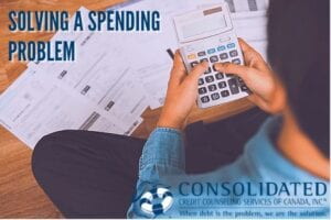 Image showing this topic: Solving a Spending Problem