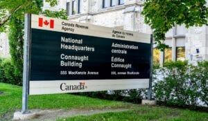 Canadian Revenue Agency