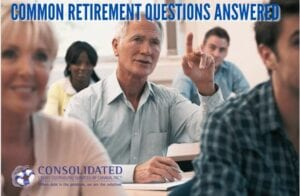 Image showing this topic: Common Retirement Questions: You Need the Answers