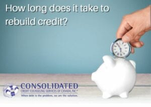 Image showing this topic: How long does it take to rebuild credit?