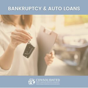 Getting an auto loan after bankruptcy