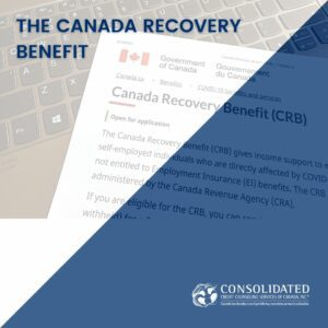 Image showing this topic: Canada Recovery Benefit