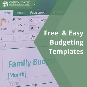 Image showing this topic: Free Easy-to-Use Budgeting Templates