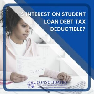 Image showing this topic: Is Interest on Student Loan Debt Tax Deductible?
