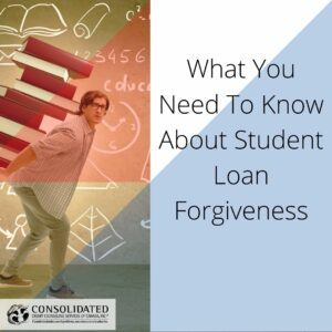 Everything you need to know about student loan debt forgiveness